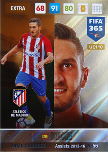 UPDATE 2017 FIFA 365 GAME CHANGER KOKE #110