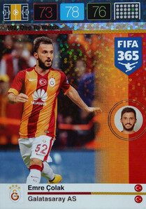 2016 FIFA 365 ONE TO WATCH Emre Colak #192