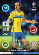 ROAD TO EURO 2016 GAME CHANGER Zlatan Ibrahimović #333