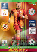 2014/15 CHAMPIONS LEAGUE® MASTER  Wesley Sneijder #144