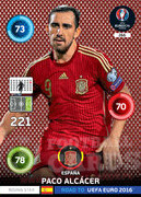 ROAD TO EURO 2016 RISING STAR Paco Alcácer #266