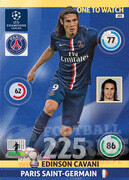 2014/15 CHAMPIONS LEAGUE® ONE TO WATCH   Edinson Cavani #205