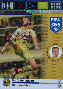 2016 FIFA 365 ONE TO WATCH Dario Benedetto #180