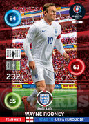 ROAD TO EURO 2016 TEAM MATE Wayne Rooney #69