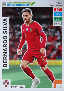 ROAD TO EURO 2020 TEAM MATE  Bernardo Silva 169