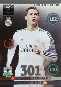 UPDATE CHAMPIONS LEAGUE® 2014/15 LIMITED Cristiano Ronaldo
