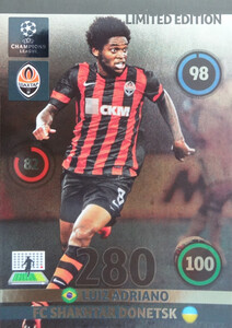 UPDATE CHAMPIONS LEAGUE® 2014/15 LIMITED Luiz Adriano