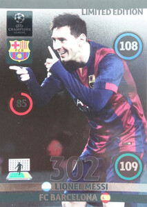 UPDATE CHAMPIONS LEAGUE® 2014/15 LIMITED Lionel Messi