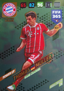 2018 FIFA 365 GAME CHANGER Thomas Müller #437