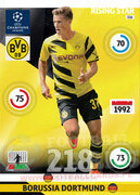 2014/15 CHAMPIONS LEAGUE® RISING STAR  Erik Durm #116