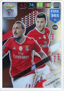 2018 FIFA 365 CLUB & COUNTRY Kostas Mitroglou / Andreas Samaris #458
