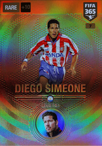2017 FIFA 365 LEGENDS Diego Simeone #7