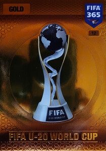 2017 FIFA 365 TROPHIES FIFA U-20 World Cup #12