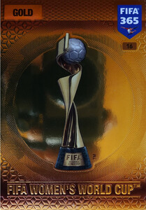 2017 FIFA 365 TROPHIES FIFA Women's World Cup #16