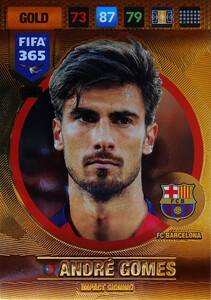 2017 FIFA 365 IMPACT SIGNING André Gomes #26