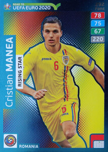 ROAD TO EURO 2020 RISING STAR Cristian Manea #292