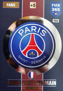 2017 FIFA 365 CLUB LOGO Paris Saint-Germain #158