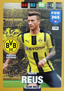 2017 FIFA 365 TEAM MATE Marco Reus #179