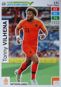 ROAD TO EURO 2020 TEAM MATE  Tonny Vilhena 131