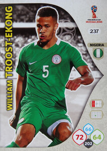 WORLD CUP RUSSIA 2018 TEA NIGERIA TROOST EKONG 237