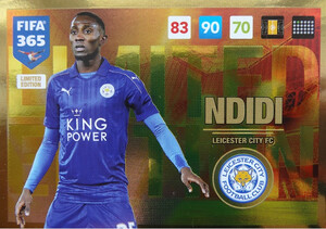 UPDATE 2017 FIFA 365 LIMITED NDIDI
