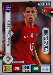 ROAD TO RUSSIA 2018 TEAM MATE PORTUGALIA  CANCELO 03