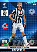 2014/15 CHAMPIONS LEAGUE® TEAM MATE Leonardo Bonucci #147