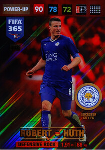 2017 FIFA 365 DEFENSIVE ROCK  Robert Huth #352