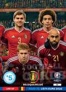 ROAD TO EURO 2016 LINE-UP Belgia #35