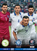 ROAD TO EURO 2016 LINE-UP Grecja #97