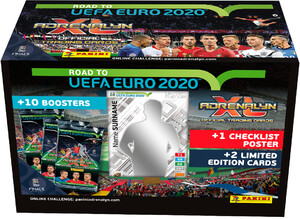 ROAD TO EURO 2020 GIFT BOX