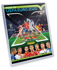 ROAD TO EURO 2020 ALBUM na KARTY