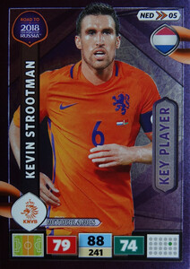 ROAD TO RUSSIA 2018 KEY PLAYER HOLANDIA  STROOTMAN 05