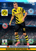 2014/15 CHAMPIONS LEAGUE® TEAM MATE Kevin Großkreutz #112