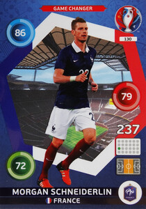 EURO 2016 GAME CHANGER Morgan Schneiderlin #130
