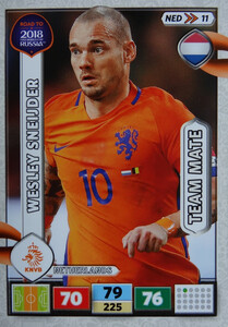 ROAD TO RUSSIA 2018 TEAM MATE HOLANDIA SNEIJDER 11