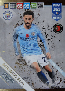 2019 FIFA 365 UPDATE WINTER STAR Bernardo Silva #113