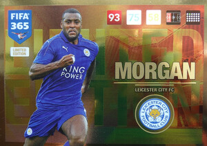 UPDATE 2017 FIFA 365 LIMITED MORGAN