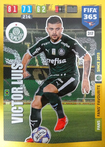 2020 FIFA 365 FANS FAVOURITE Victor Luis #317