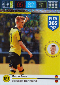 2016 FIFA 365 ONE TO WATCH Marco Reus #177