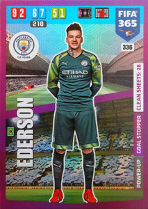 Panini ADRENALYN XL FIFA 365 2020 KEPA ARRIZABALAGA GOAL STOPPER TRADING CARD #334