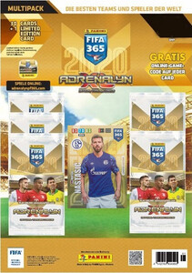 MULTIPACK FIFA 365 2020 Limited NASTASIC
