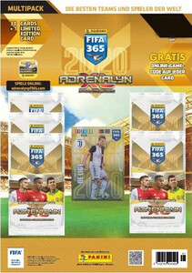 MULTIPACK FIFA 365 2020 Limited DE LIGHT