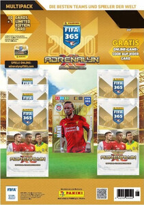 MULTIPACK FIFA 365 2020 Limited MANE