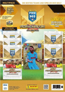 MULTIPACK FIFA 365 2020 Limited KOKE
