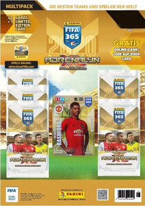 MULTIPACK FIFA 365 2020 Limited RASHFORD