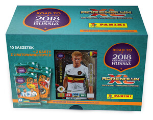 ROAD TO RUSSIA 2018 GIFT BOX Limited Kevin de Bruyne