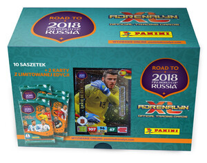ROAD TO RUSSIA 2018 GIFT BOX Limited David de Gea
