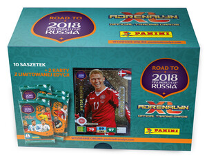 ROAD TO RUSSIA 2018 GIFT BOX Limited Viktor Fischer