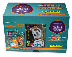 ROAD TO RUSSIA 2018 GIFT BOX Limited Javier Hernandez